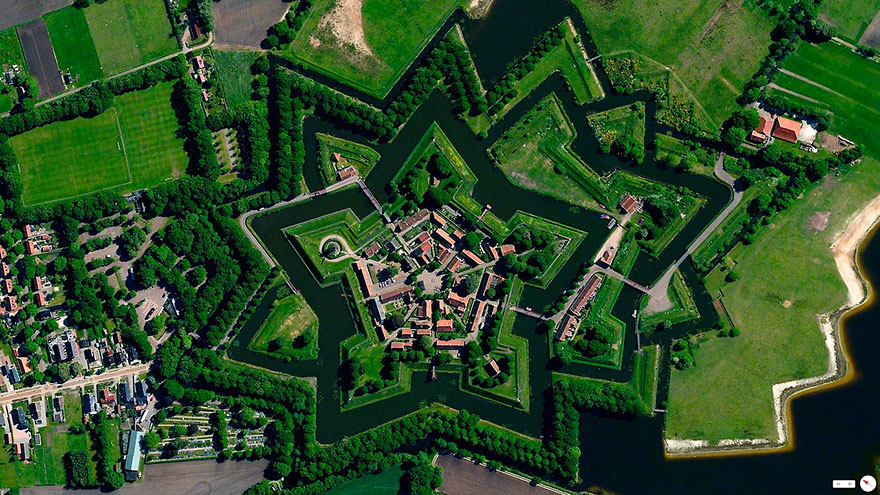 Bourtange-Vlagtwedde-Netherlands