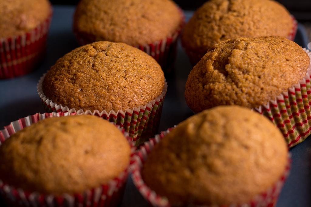 pumpkin-muffins