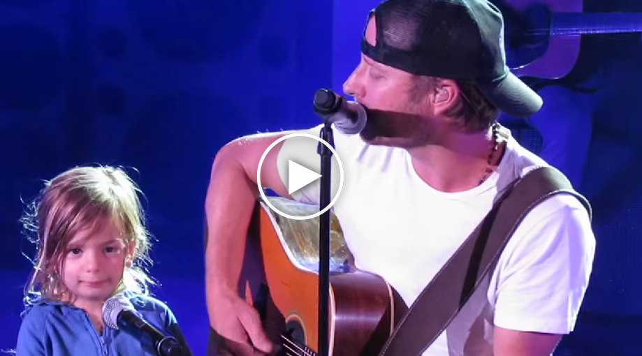 dierks bentley brings daughter on stage for a touching duet. Cars Review. Best American Auto & Cars Review